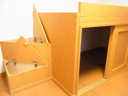 レオパレスエストゥベンダ 111号室のキッチン