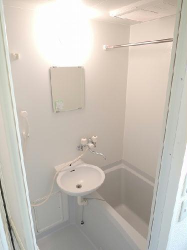 レオパレスマロンハイツ 203号室の洗面所