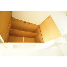 山仁ハイツ 205号室のキッチン
