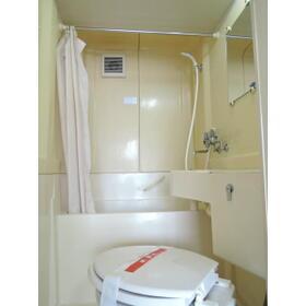 メゾン・ド・プラティーヌ 202号室のトイレ