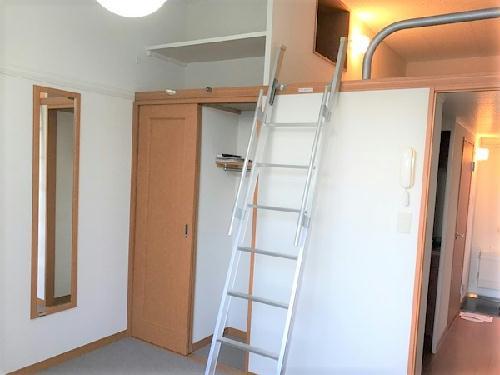 レオパレスセピアコート 204号室のキッチン