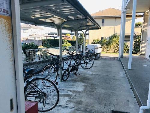 レオパレスセピアコート 206号室のその他