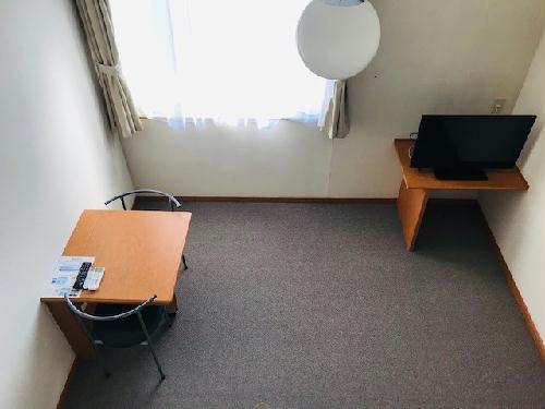 レオパレスセピアコート 206号室の玄関