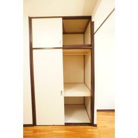 ミユキハイツ 203号室の収納