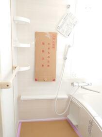 シャルマン藤 A102号室の風呂