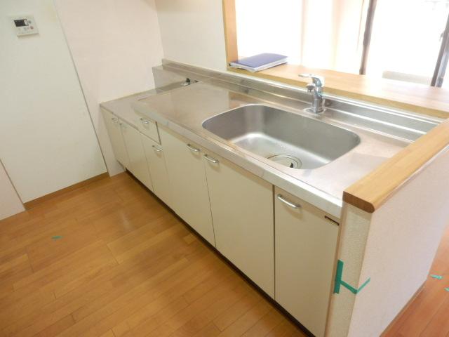 ベルシャイン厚木 102号室のキッチン