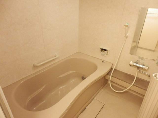 ベルシャイン厚木 102号室の風呂