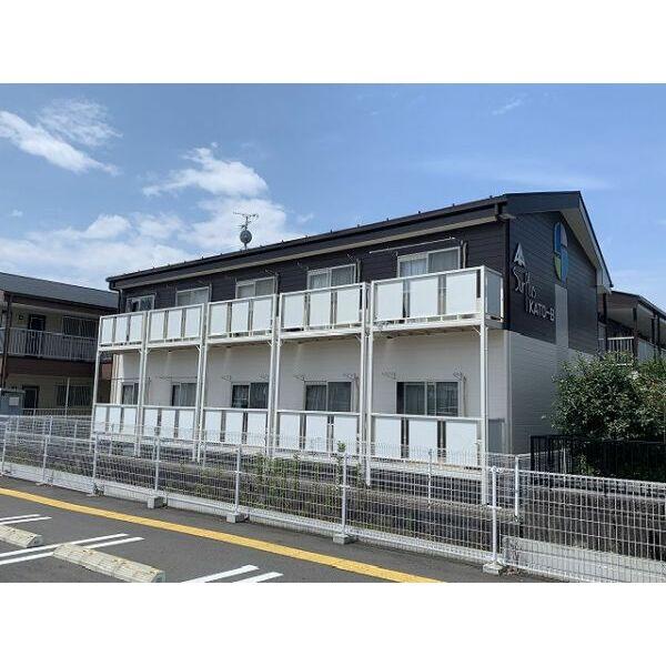 Surplus KATO B棟の外観