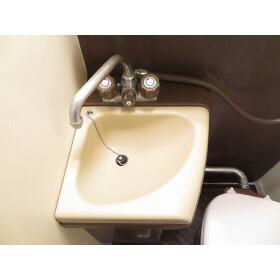 パーソネージュ中板橋 0401号室の洗面所