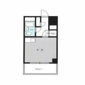 チサンマンション桜通久屋・313号室の間取り