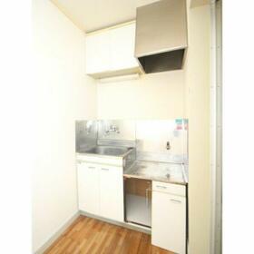 Cozy Cop.Ⅱ 202号室のキッチン