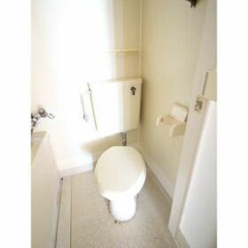 Cozy Cop.Ⅱ 202号室のトイレ