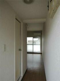 スカイコート橋本第1 208号室の玄関
