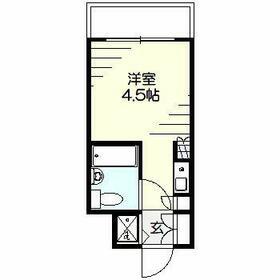 ルネ和田町・320号室の間取り