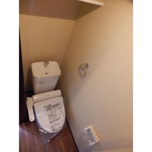 Creo中村日赤 203号室のトイレ