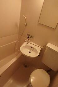 メゾン・ド・ノアバーム八王子 2号室の風呂