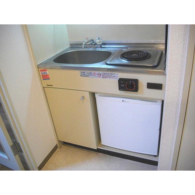 プレール椎名町 104号室のキッチン