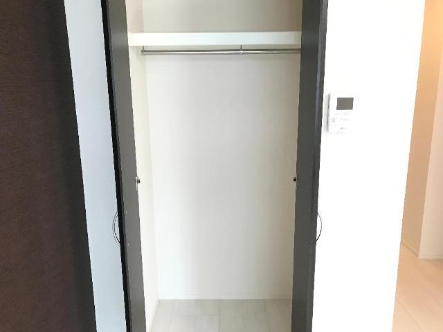 リヴィエール南別府 105号室の洗面所