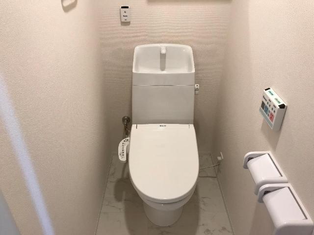 リヴィエール南別府 205号室のトイレ