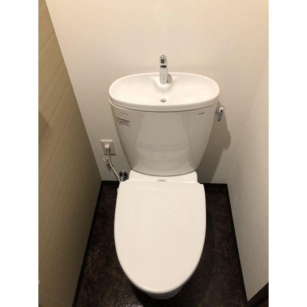 REGARO KANAYAMA Sta. 501号室のトイレ