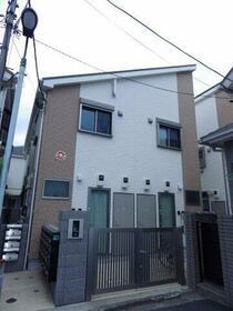 サークルハウス東長崎の外観