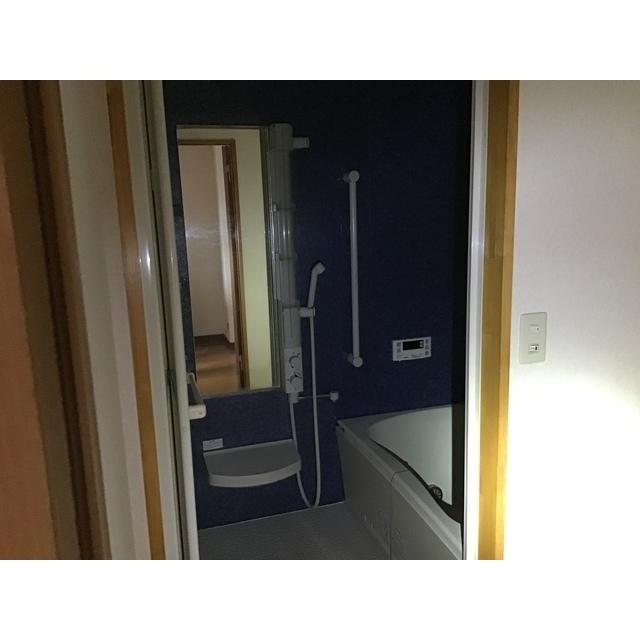 アリビオ 303号室のトイレ
