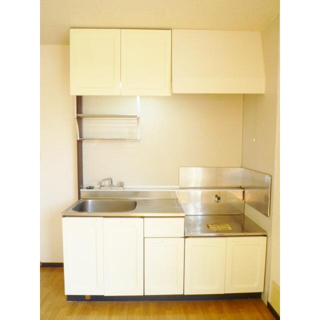 サニーエステート2F 201号室のキッチン