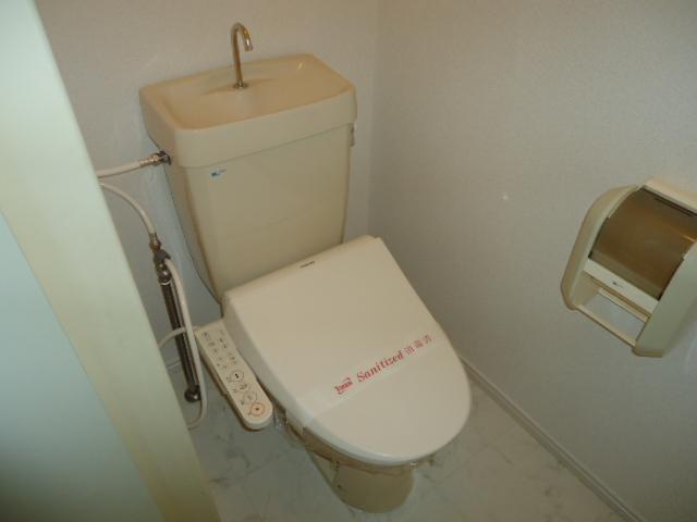ミロワール 00102号室の風呂