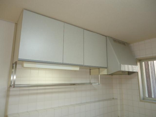 ミロワール 00102号室のキッチン