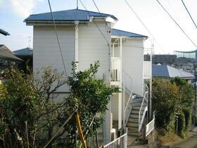 寺沢荘の外観