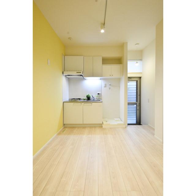 グランエッグス高井戸 04号室の洗面所
