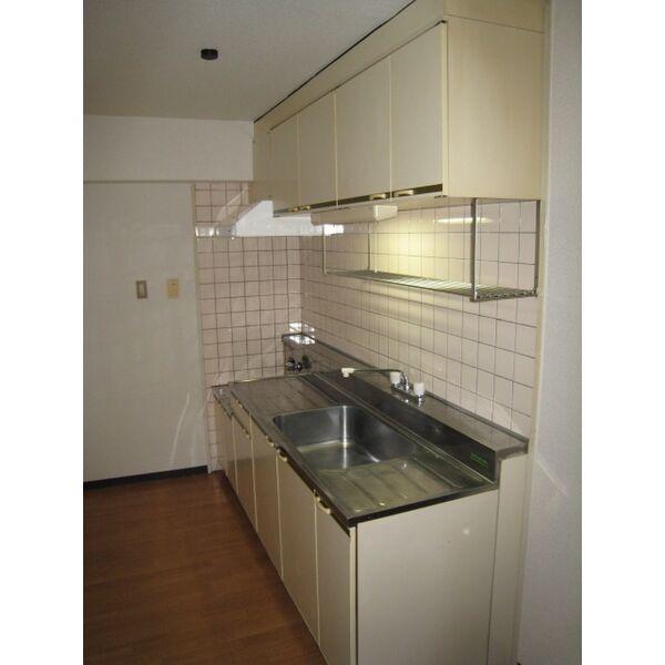 トーク21 C1号室のキッチン