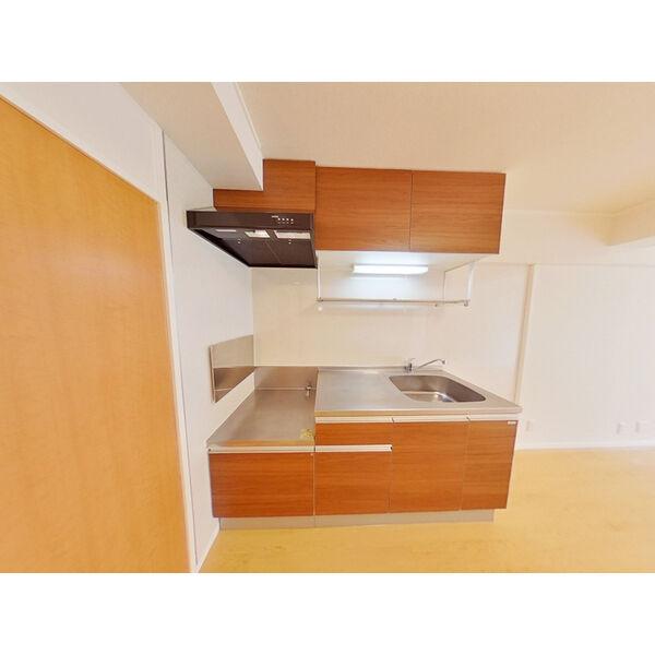 第3ヒルハイツ桃山 105号室のキッチン