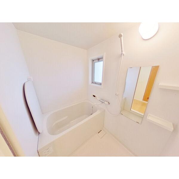 第3ヒルハイツ桃山 105号室の風呂