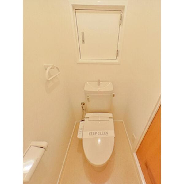 第3ヒルハイツ桃山 105号室のトイレ