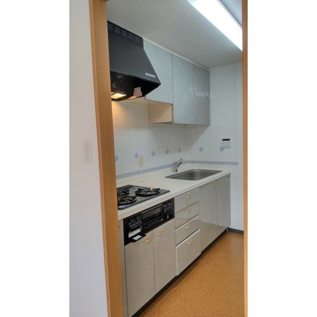 藤和シティホームズ駒込駅前 803号室のキッチン