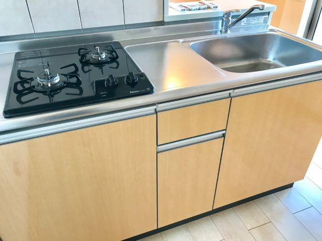 VictoireⅠ(ヴィクトワールワン) 201号室のキッチン