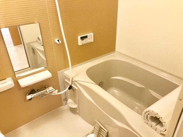 VictoireⅠ(ヴィクトワールワン) 201号室の風呂