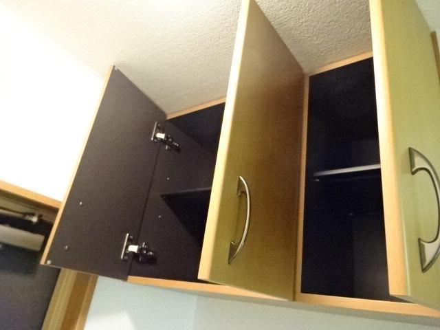 ハッピー・スターチス 201号室のトイレ