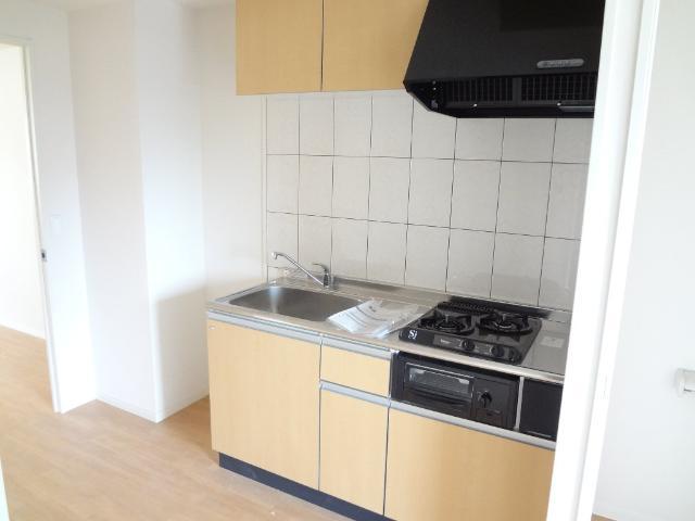 Louange 506号室のキッチン