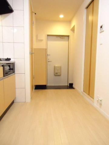 Louange 601号室のリビング