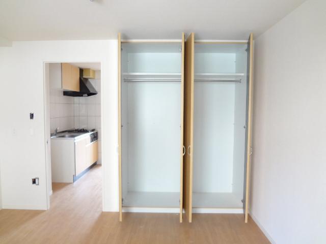 Louange 601号室の収納