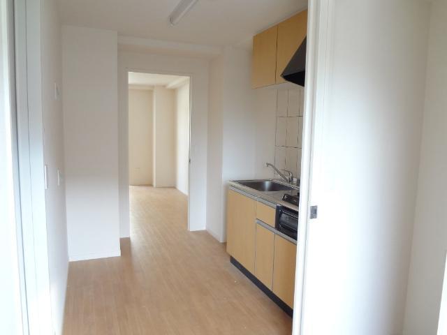 Louange 601号室のキッチン