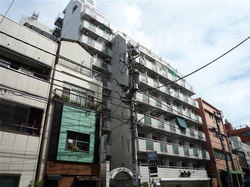 TOP・浅草の外観