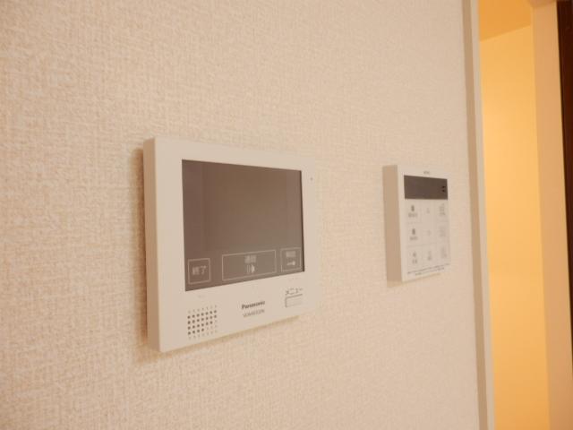 エスタシア光 00205号室のセキュリティ
