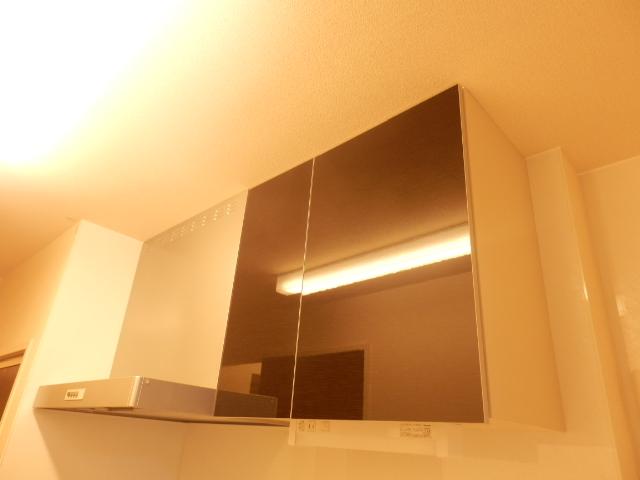 エスタシア光 00205号室の収納