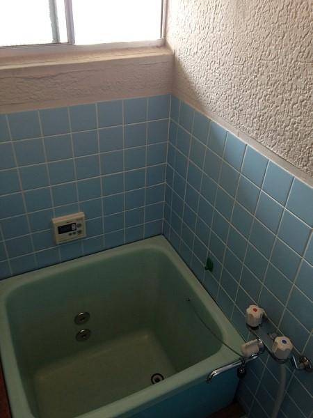 コーポみずたに 202号室の風呂