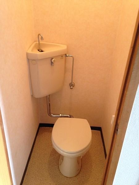 コーポみずたに 202号室のトイレ