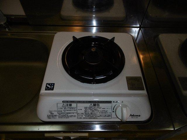 ドーム桜山 7A号室のキッチン