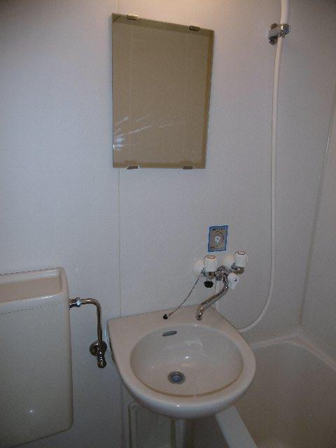 ドーム桜山 7A号室の洗面所